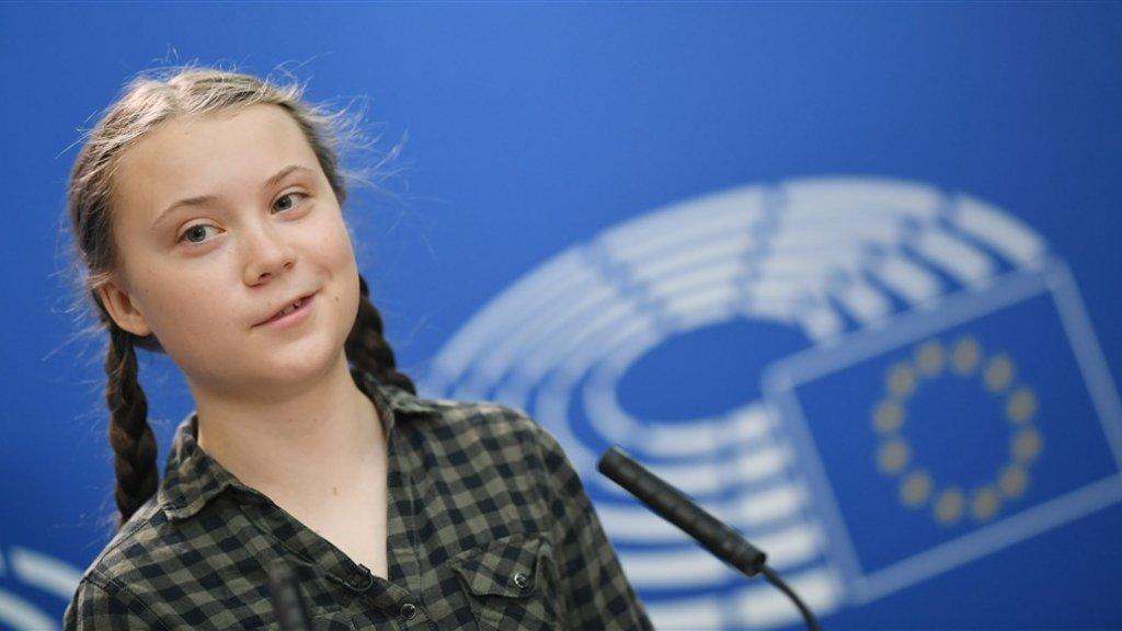 گرتا تونبرگ نامزد دریافت جایزه صلح نوبل 2020