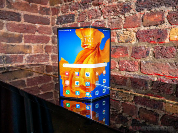 گوشی تاشوی هواوی میت Xs با قیمت ۲۴۹۹ یورو معرفی شد