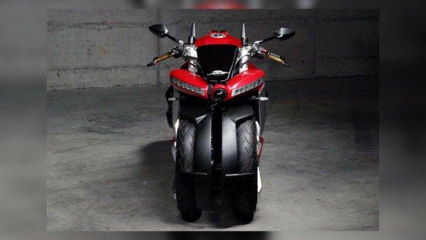 موتور سیکلت چهار چرخ لازارت LM 410