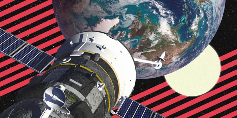 چه میشود اگر تمام ماهوارههایی که به فضا میفرستیم به دست هکرها بیفتند؟