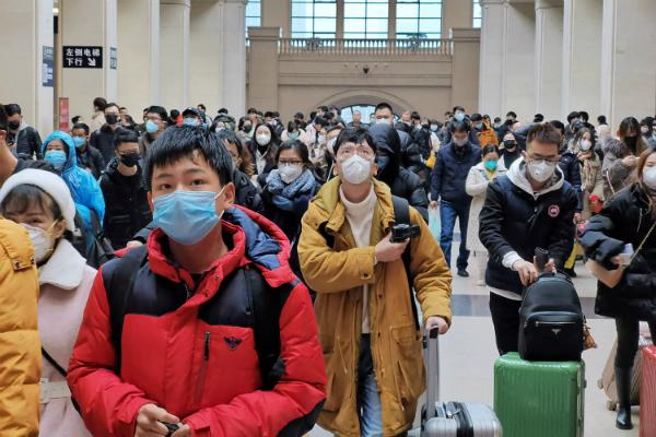 ماسک صورت هم حریف فناوری تشخیص چهره چین نمیشود