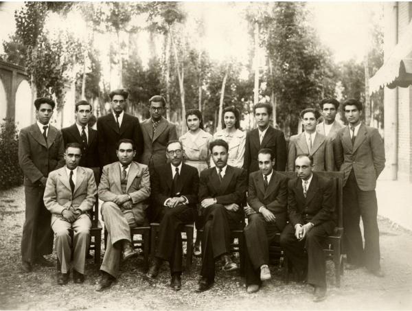 پروفسور محمود حسابی