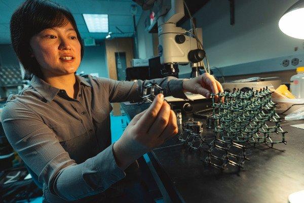 محققان دانشگاه استنفورد مولکول سوخت فسیلی را به الماس خالص تبدیل کردند