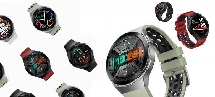 ساعت هوشمند هواوی واچ جی تی 2E با ظاهر اسپورت معرفی شد