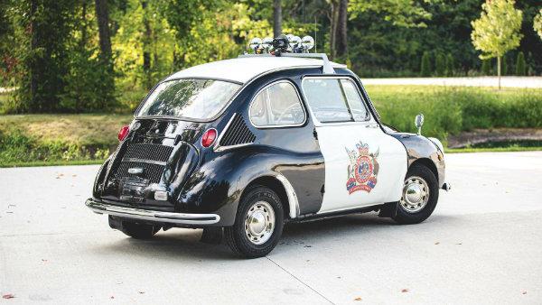 خودروی پلیس