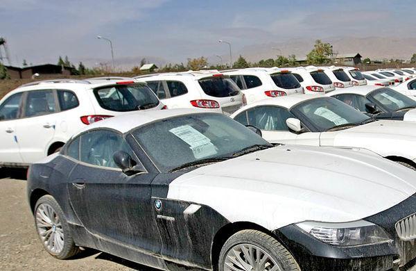 آمار خودروهای ترخیص شده از گمرک