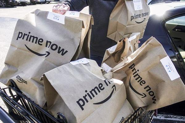 آمازون موقتا دریافت کالاهای غیرضروری را متوقف کرد