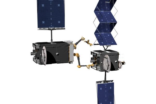 دارپا در همکاری با نورثروپ گرومن بازوی رباتیک برای تعمیر ماهواره ها می سازد