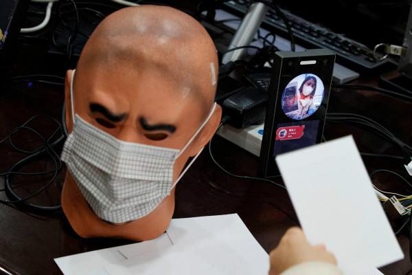 ابداع سیستم تشخیص چهره ای که هویت افراد را حتی با ماسک تشخیص می دهد