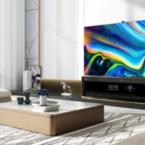 رونمایی هایسنس از اولین تلویزیون دو نمایشگره 8K دنیا