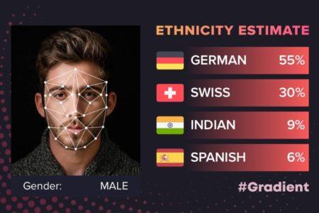 قابلیت جدید اپلیکیشن Gradient: از کدام نژاد و قومیت هستید؟