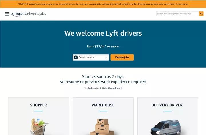 تاکسی اینترنتی لیفت