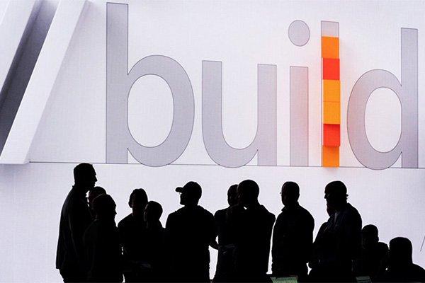 کنفرانیس بیلد 2020 به خاطر شیوع کرونا اینترنتی شد