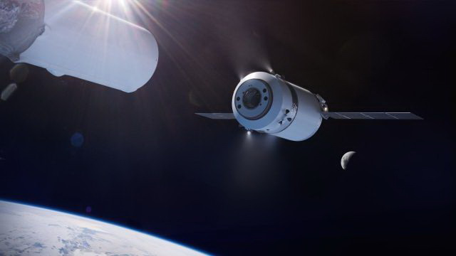 ناسا اسپیس ایکس را برای ارسال محمولهها به مدار ماه انتخاب کرد