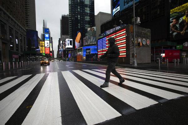 NY virus 240320 AP خلاصه اخبار هفته: صنعت خودروسازی جهان در بستر مرگ اخبار IT