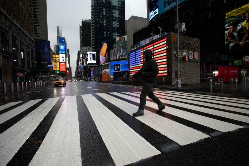 New York 1 اکنون بهترین زمان برای آزادسازی شهرها از چنگال خودروهاست اخبار IT