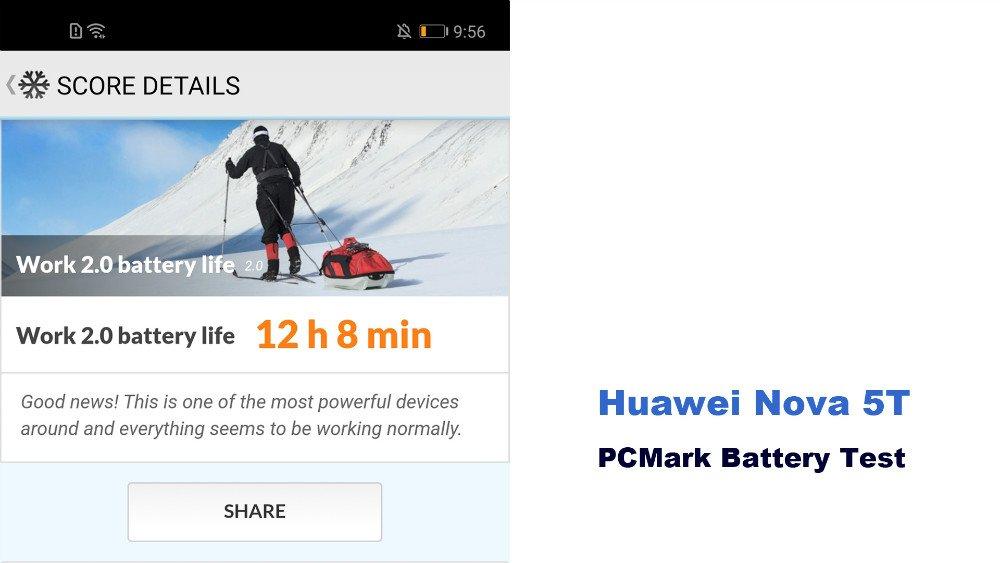 Nova5T Battery بررسی دیجیاتو: گوشی پرچمدار هواوی نووا 5T [تماشا کنید] اخبار IT