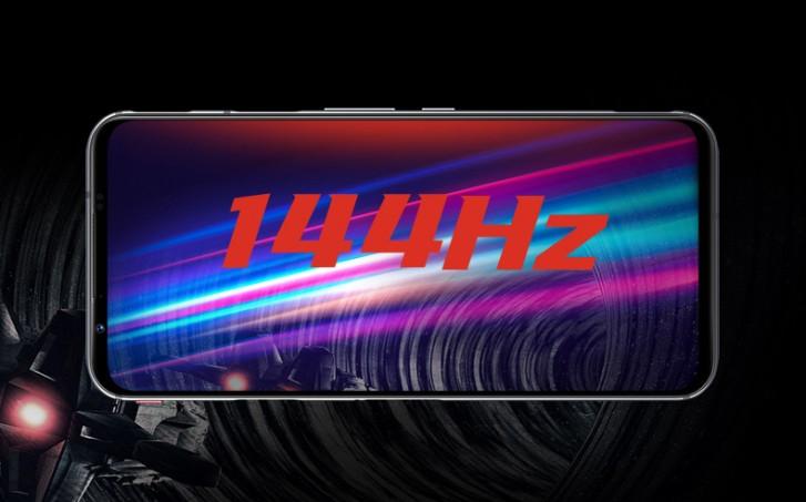 رد مجیک 5G اولین گوشی دنیا با نرخ رفرش 144 هرتزی نمایشگر