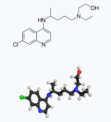 هیدروکسی کلروکین