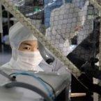 شارپ کارخانه مونتاژ تلویزیون را به تولید انبوه ماسک اختصاص داد