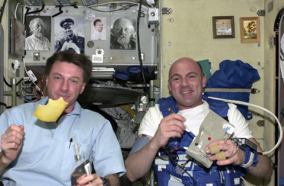 SocialIsolationinSpace 07 چگونه در قرنطینه خانگی دوام بیاوریم؟ فضانوردان ناسا پاسخ می دهند اخبار IT
