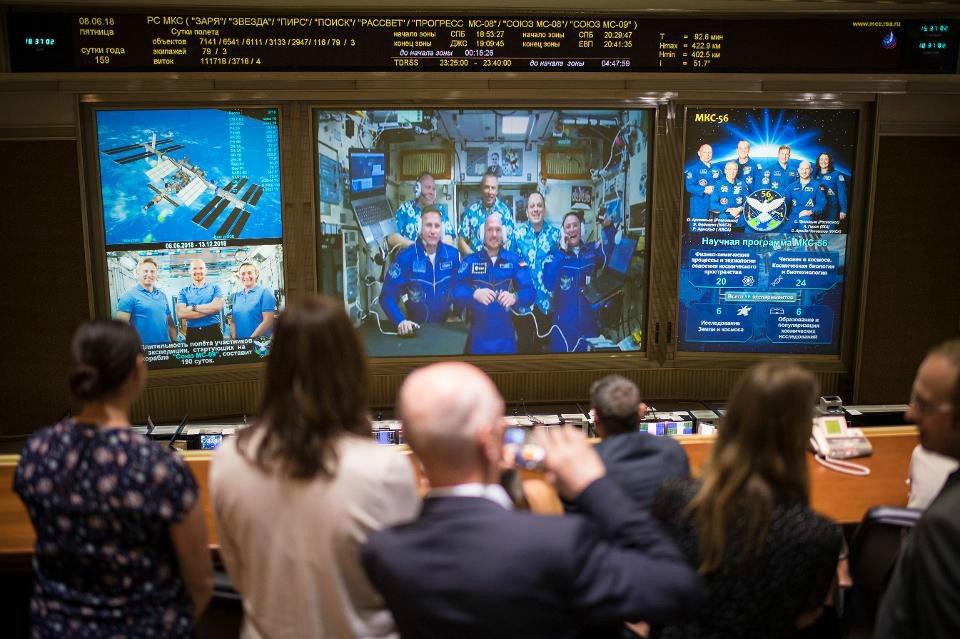SocialIsolationinSpace 08 چگونه در قرنطینه خانگی دوام بیاوریم؟ فضانوردان ناسا پاسخ می دهند اخبار IT