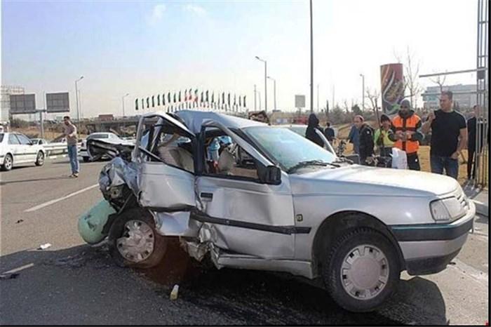 تلفات رانندگی