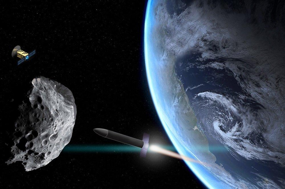 YXNfNTDqakHs4PJ9u2D9aK سیارکی به بلندای کوه اورست؛ ماجرای خطر بزرگی که زمین را تهدید میکرد چه بود؟ اخبار IT