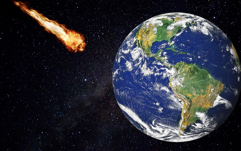 asteroid approaching earth سیارکی به بلندای کوه اورست؛ ماجرای خطر بزرگی که زمین را تهدید میکرد چه بود؟ اخبار IT