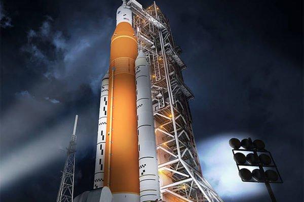 ناسا: توقف آزمایش راکت SLS یک شکست نبود
