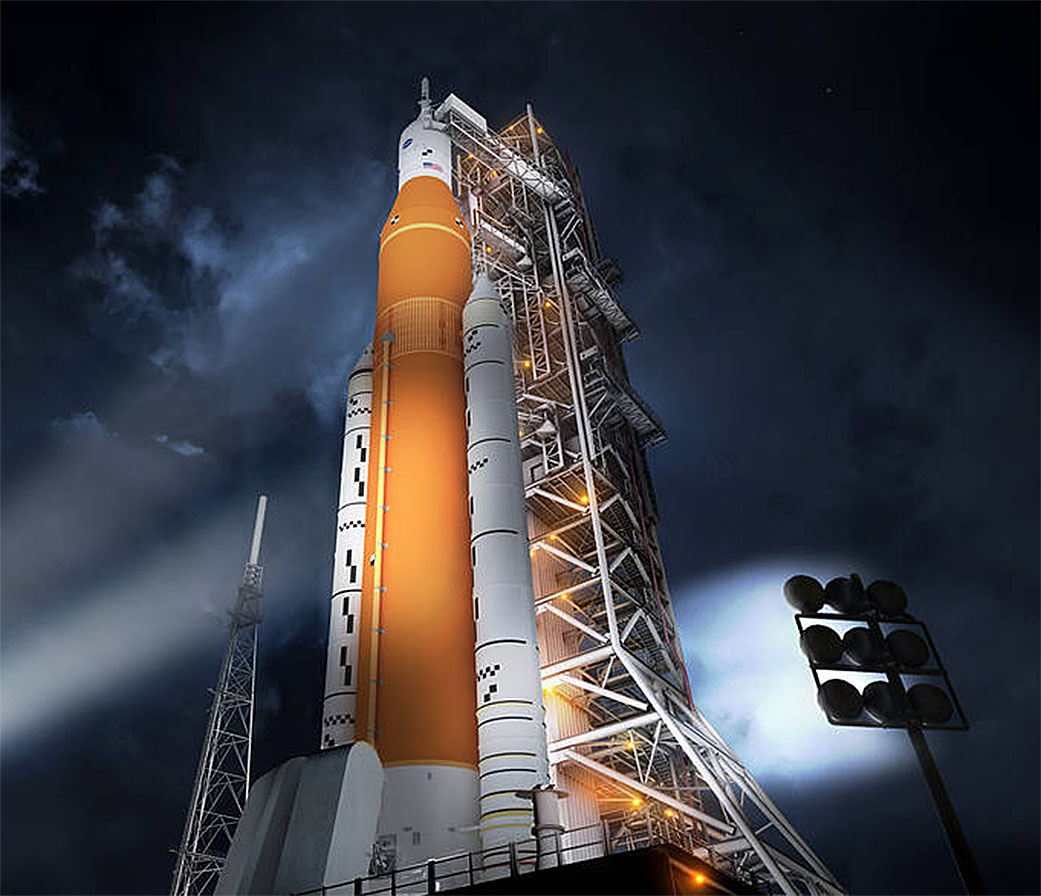 ماموریت ناسا به ماه
