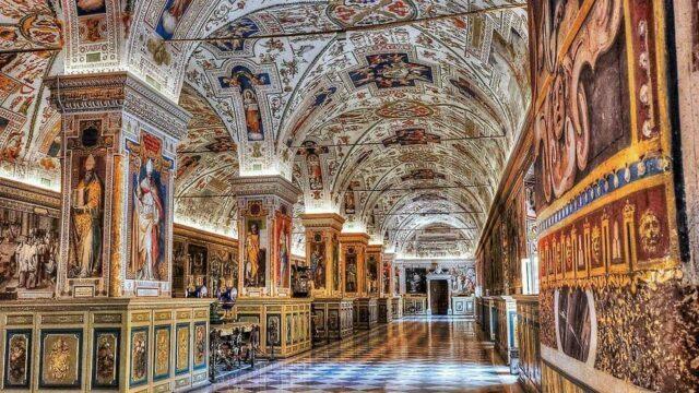 musei vaticani 640x360 640x360 تور مجازی موزه ها و اماکن تاریخی دنیا برای بازدیدکنندگان در قرنطینه اخبار IT