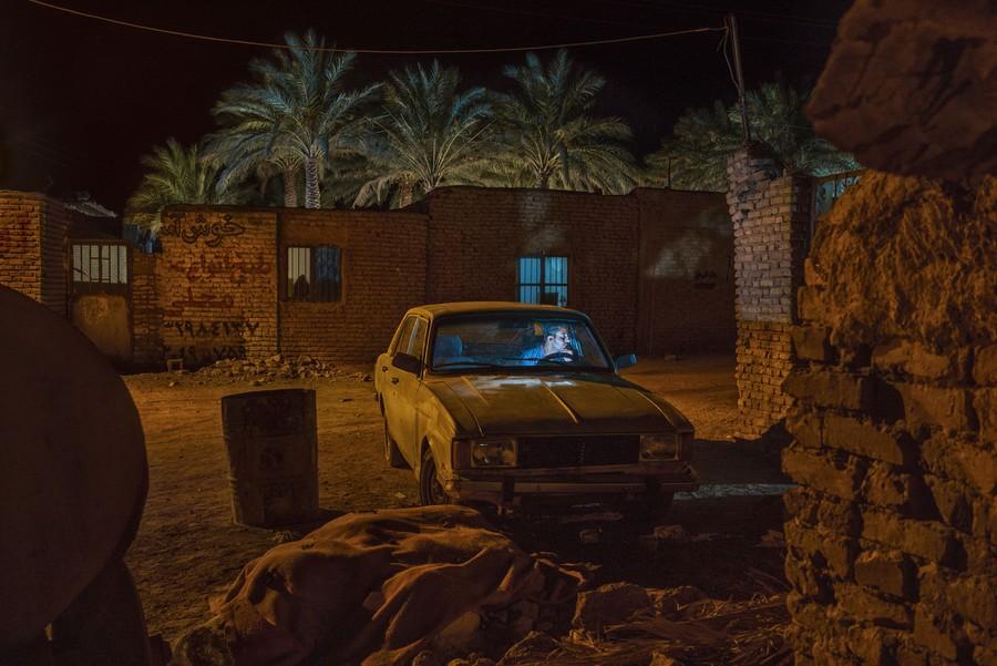 تصویر ایرانی فینالیست مسابقه عکاسی مجله اسمیتسونیان