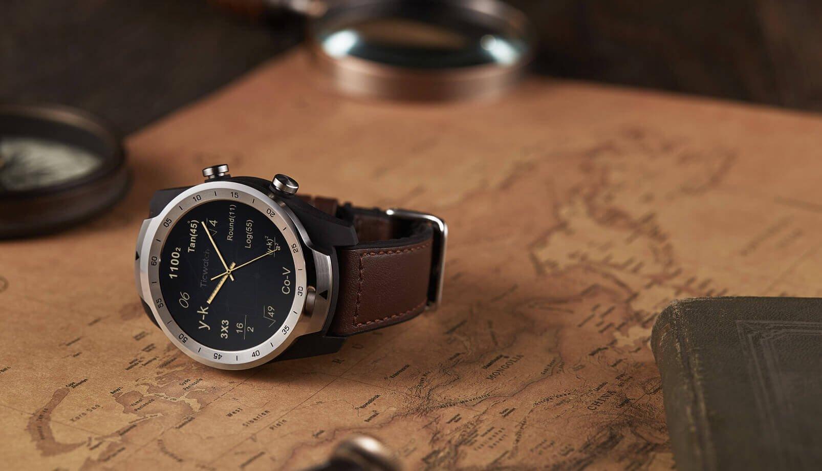 ساعت هوشمند موبوی تیک واچ پرو