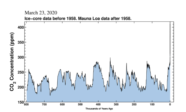 کاهش سطح کربن دی اکسید