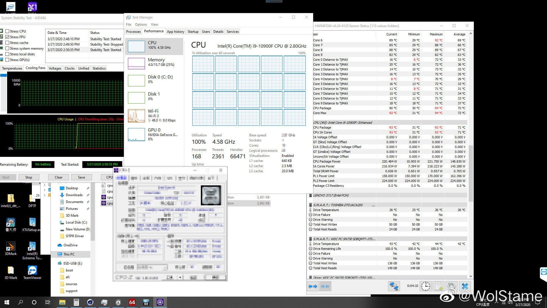 پردازنده Core i9-10900F