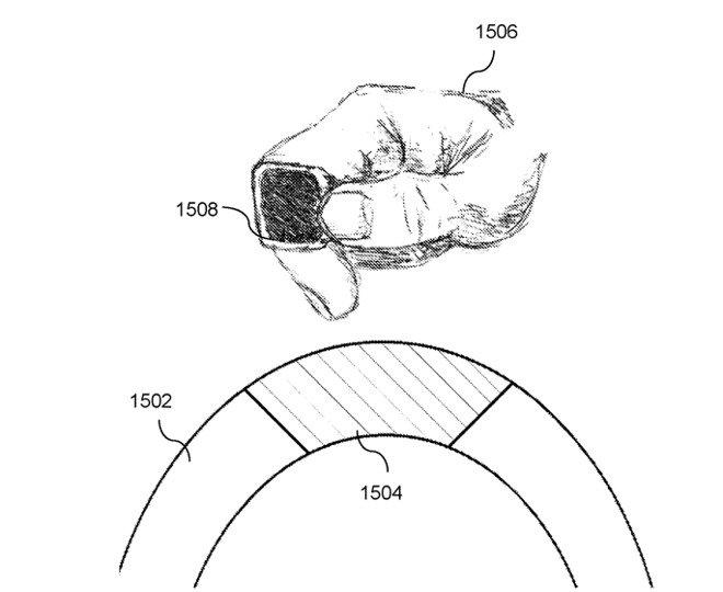 اطلاعات جدید در مورد حلقه هوشمند اپل