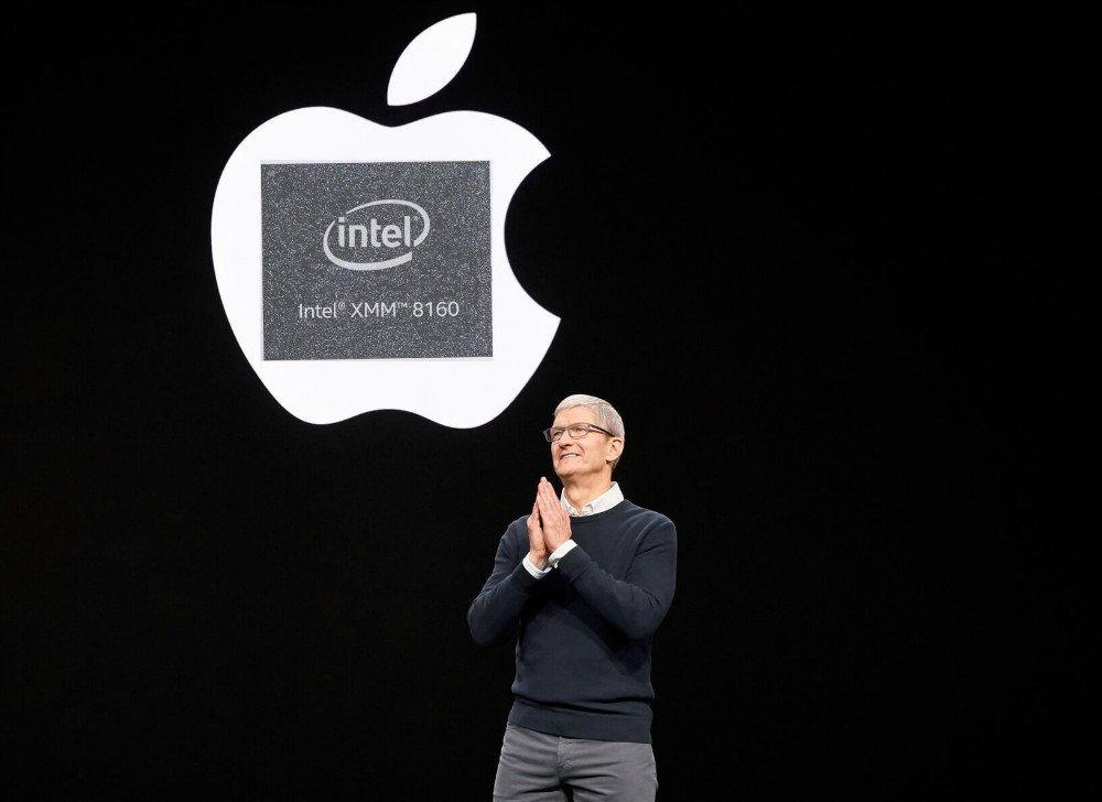 Apple With Intel Inside اینتل چطور در سالهای پیش رو با قانون مور همگام باقی میماند؟ اخبار IT