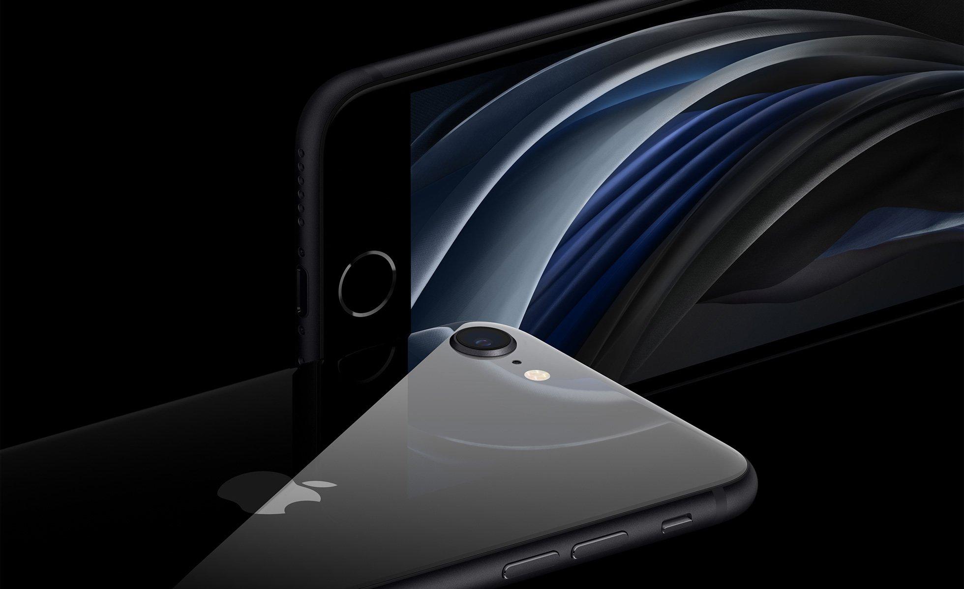 آیفون SE جدید معرفی شد؛ موبایل ۴۰۰ دلاری اپل