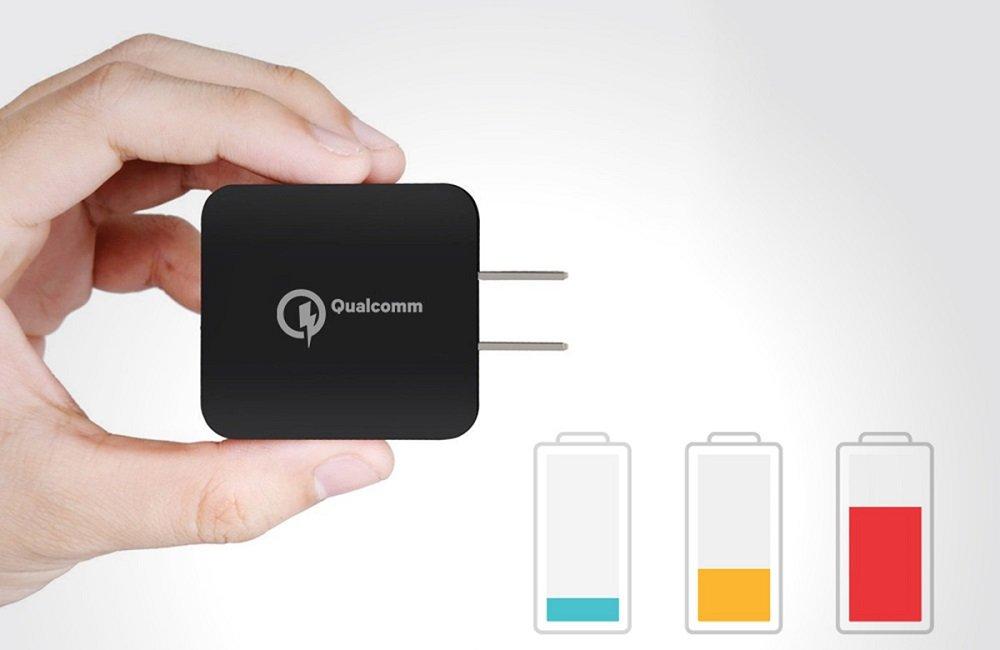 فناوری Quick Charge 3 Plus
