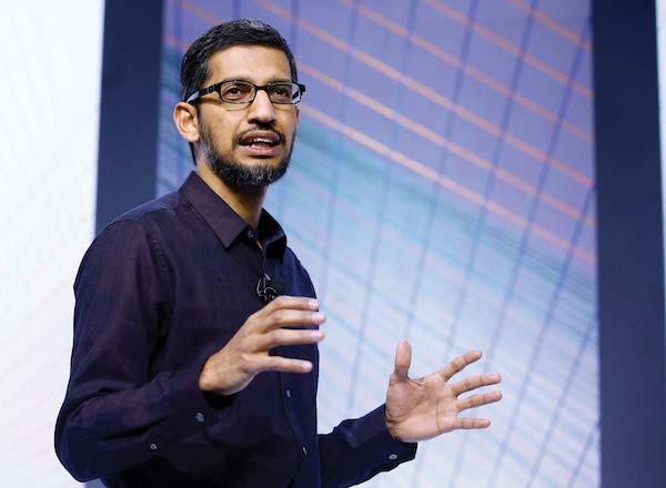 Sundar Pichai Google دورکاری کارکنان گوگل تا اواسط سال آینده میلادی ادامه دارد اخبار IT