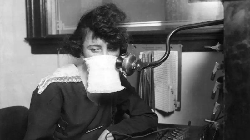 تکنولوژی و قرنطینه در ۱۹۱۸؛ داستان شکست تلفن از آنفلوآنزای اسپانیایی