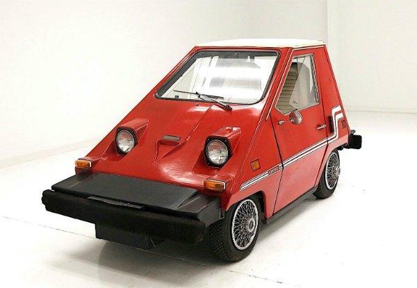 پرفروش ترین خودروی برقی