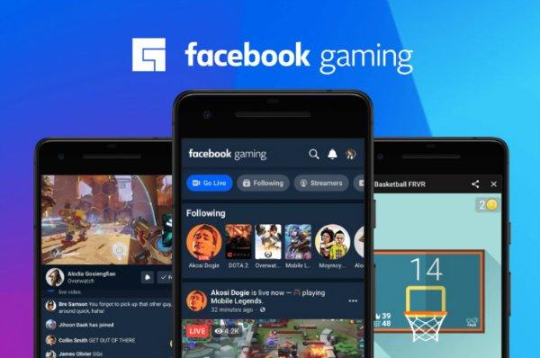 فیسبوک میخواهد با اپلیکیشن اختصاصی گیمینگ، توییچ و یوتیوب را به ...