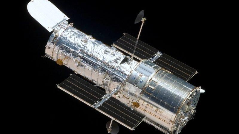 ناسا به شما نشان میدهد تلسکوپ هابل در روز تولدتان چه عکسی گرفته است