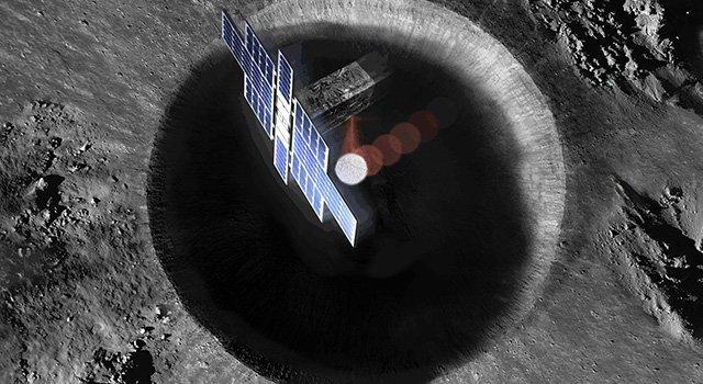 ماهوارهLunar Flashlight