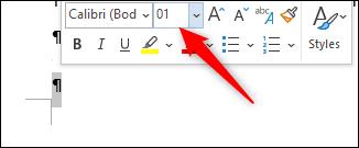 حذف صفحات اضافی در ورد