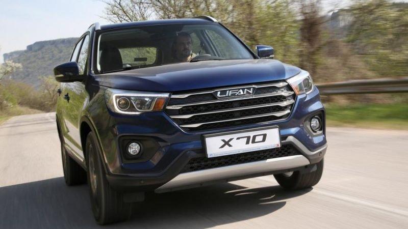 مشخصات فنی و قیمت احتمالی لیفان X70 ؛ محصول جدید خودروسازان بم