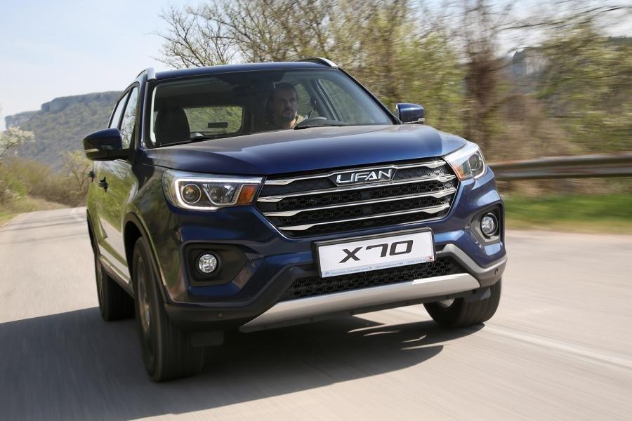شریط فروش اقساطی لیفان X70 توسط خودروسازان بم اعلام شد+ مشخصات فنی