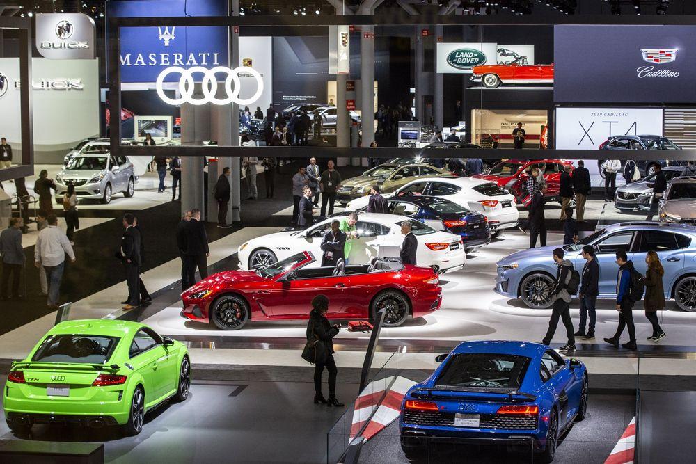 نمایشگاه بین المللی خودرو نیویورک